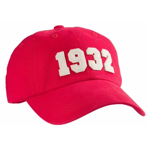 Date Frat Hat - 1932 Red